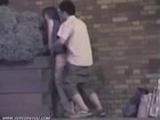 Секс на улице скрытая камера, порно видео строителей